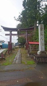小千谷・石動神社・魚沼神社