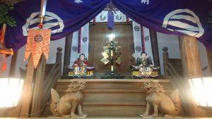 小千谷・石動神社・伊米神社八幡宮・春季例大祭