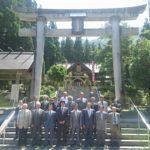 小千谷・石動神社・東山地区神社総代会
