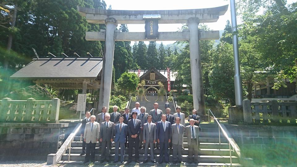 東山地区神社総代会