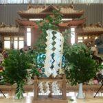小千谷・石動神社・人形供養祭