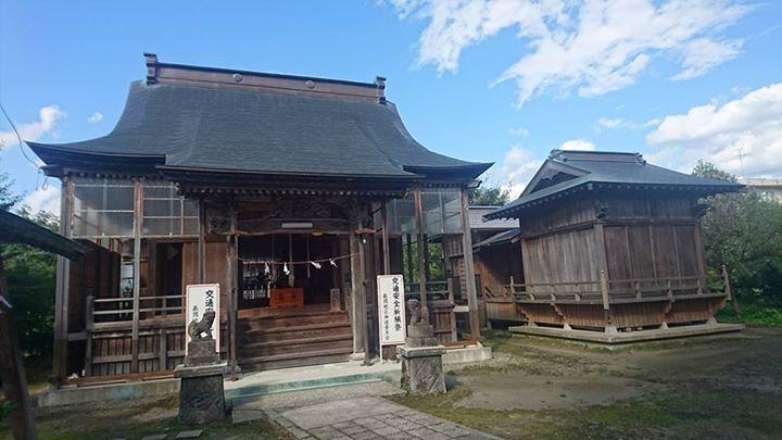 『長岡地区神道青年会・交通安全祈願祭』