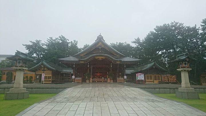 『新潟縣護國神社・秋季大祭』