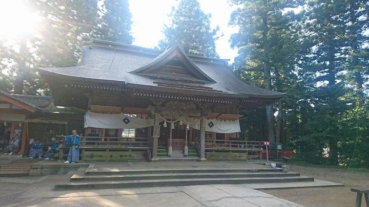 五泉市村松・日枝神社・秋季例大祭