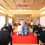石動神社・神前結婚式・全体