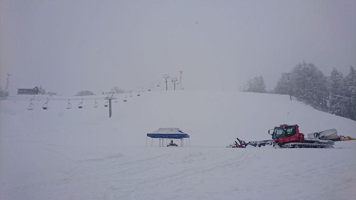 『古志高原スキー場清祓・安全祈願祭』