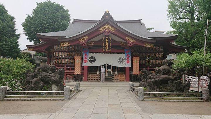 『素盞雄神社・天王祭』