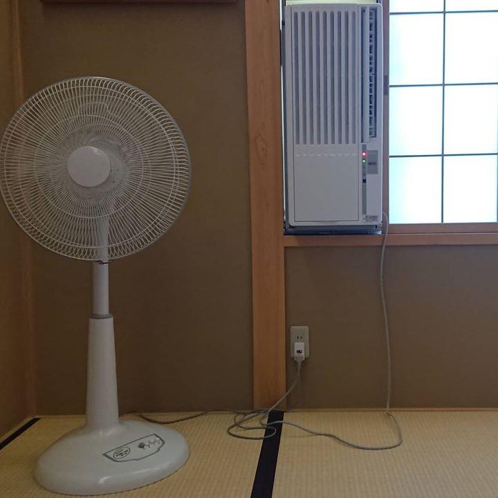 『エアコン導入』