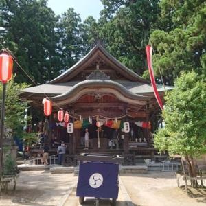 『魚沼神社・例祭』