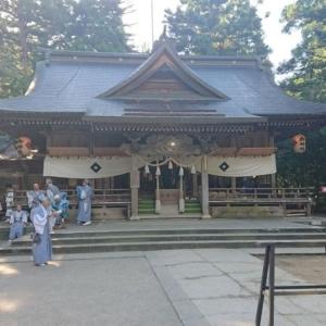 『日枝神社・秋季大祭』