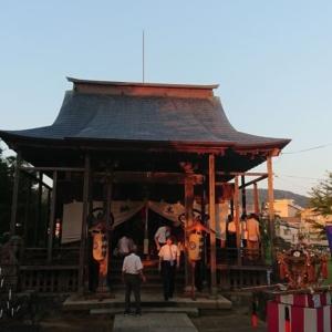 【十二神社・宵宮祭】