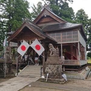 【伊米神社・例大祭】